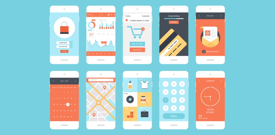 Thiết kế app Vnsmat