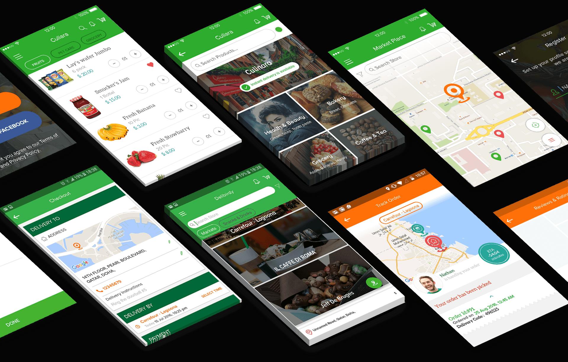 Vnsmat-Thiết kế App